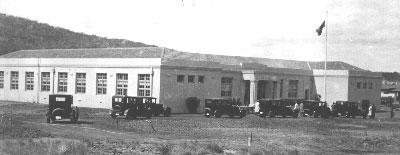 Old Ainslie school