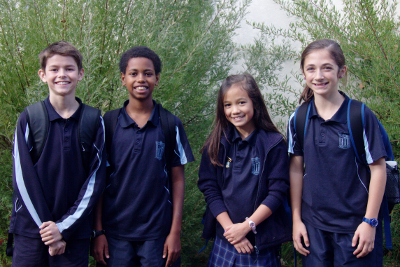 photo of the schoolcaptains