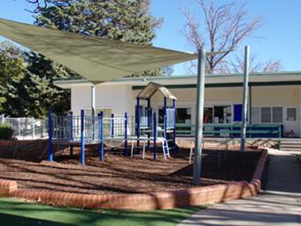 a photo of Ainslie Baker Gardens Preschool